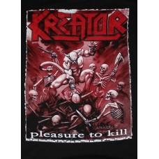 Метъл тениска Kreator
