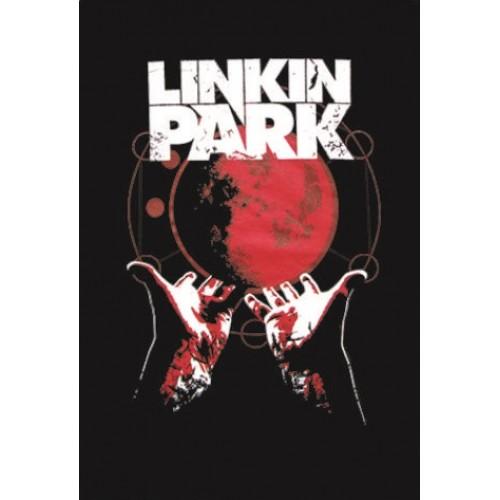 Метъл тениска Linkin park
