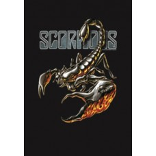 Метъл тениска Scorpions 01