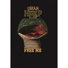 Метъл тениска Urian heep