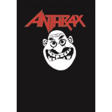 Метъл тениска Anthrax