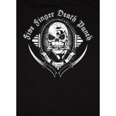 Метъл тениска Five finger death punch