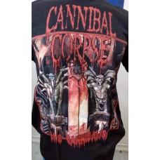 Метъл тениска  Cannibal Corpse 03