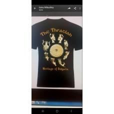 Ефектна тениска панагюрско съкровище