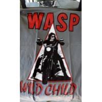 Метъл тениска WASP 04