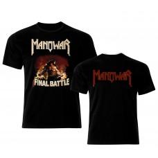 Метъл тениска  Manowar 778