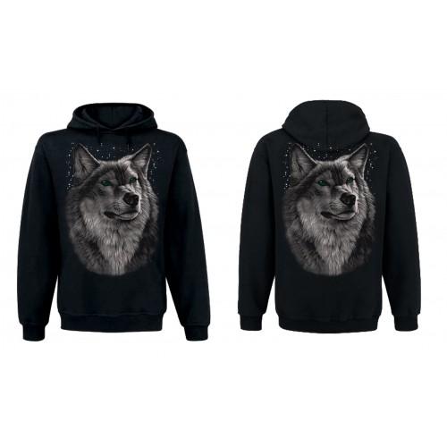 Суитчерт  вълк със зелени очи 582