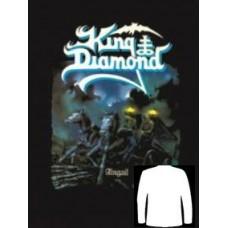 Блуза  дълъг ръкав KING DIAMOND