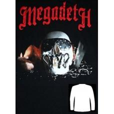 Блуза  дълъг ръкав MEGADETH