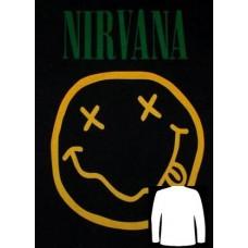 Блуза  дълъг ръкав NIRVANA