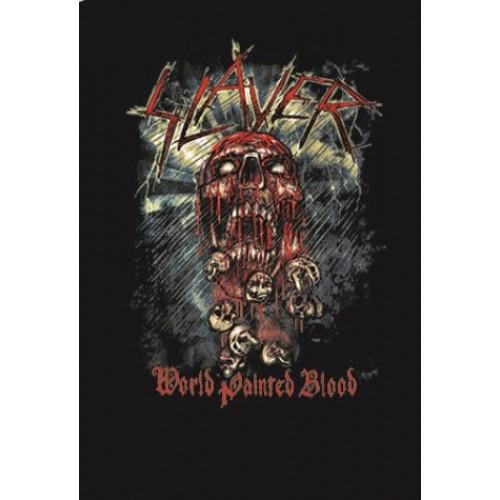 Метъл тениска Slayer 01