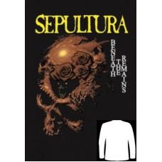 Блуза  дълъг ръкав  SEPULTURA
