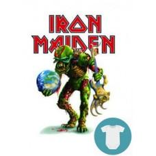 Детско боди  Iron Maiden