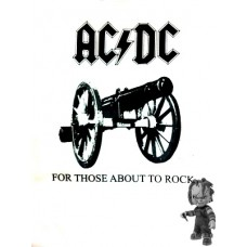 Детски тениски AC DC
