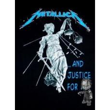 Детска  тениска и боди Metallica  01