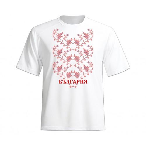 Ефектна тениска България 123