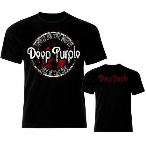 метъл тениска DEEP PURPLE 989