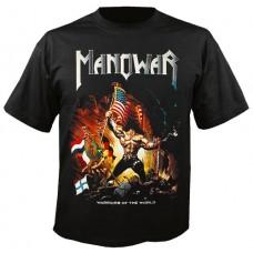 Тениска MANOWAR 1