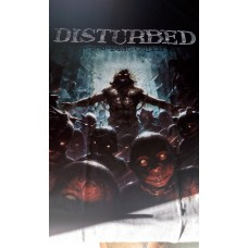 Метъл тениска-Disturbed-03