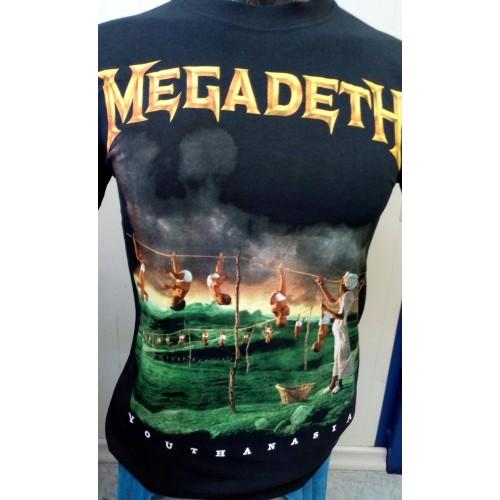 Метъл тениска Megadeth 1