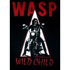 Метъл тениска WASP 1