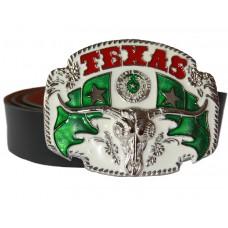 Колан кожен Texas  4008