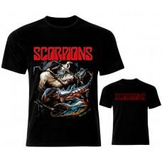Метъл тениска Scorpions 001