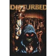Метъл тениска Disturbed 1