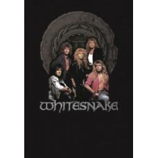 Метъл тениска Whitesnake 001