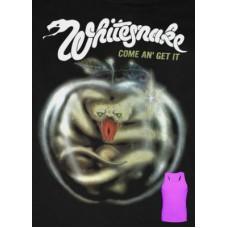 Потник Whitesnake дамски черен 07