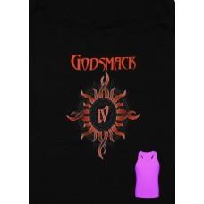 Потници Godsmack дамски черен цвят 11