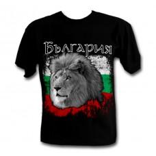 тениска БГ  лъв