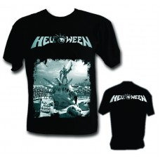 Метъл тениска HELLOWEEN 968
