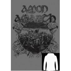 Метъл суичерт Amon Amarth с цип