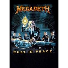 Метъл тениска Megadeth