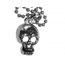 Медальон череп 3060