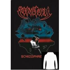 Метъл суичър   Sepultura с цип