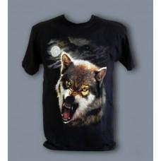 Тениска Зъл вълк-713