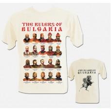 Тениска Български ханове 605