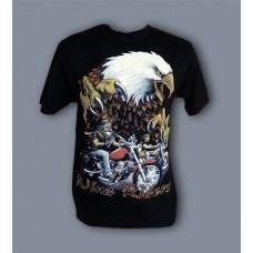 Тениска Рокер и Орел -684