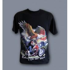 Тениска Рокер и Орел -683
