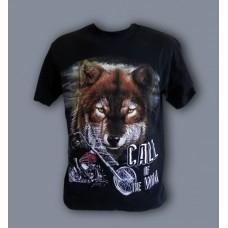 Тениска Мотор и Вълк-759