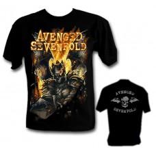 Метъл  тениска AVENGED  SEVENFOLD