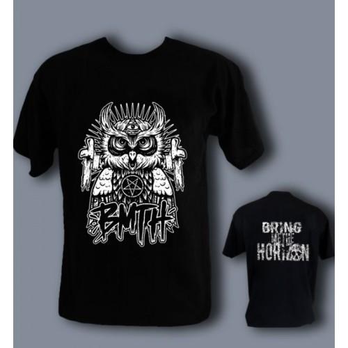 Тениска BRING METHE HORIZON 914A