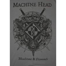 Метъл тениска Machine Head