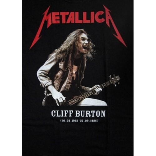Метъл тениска Metallica