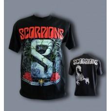 Тениска SCORPIONS-762