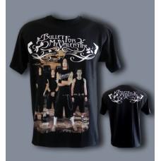 Тениска BULLET FOR VALENTINE-602