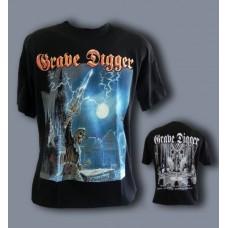 Тениска GRAVE DIGGER-69