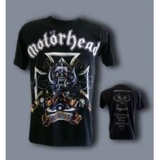 Тениска MOTORHEAD-760